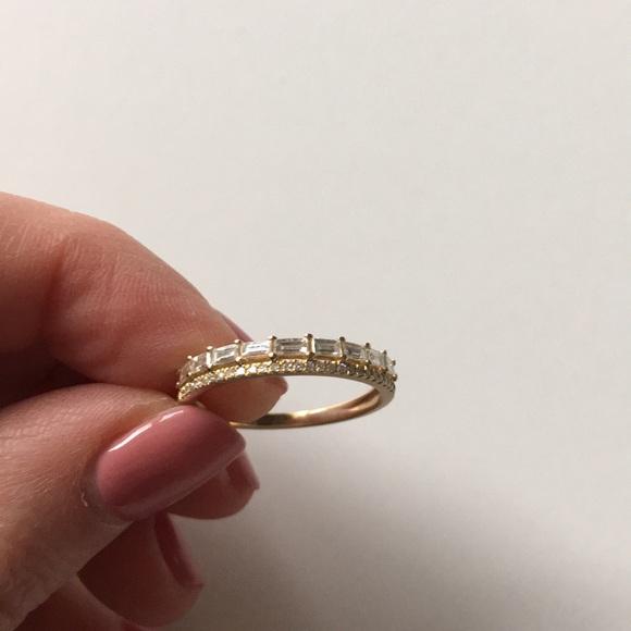 ab9a2bd873 KC Designs Jewelry | 14k Yellow Gold Diamond Ring | Poshmark